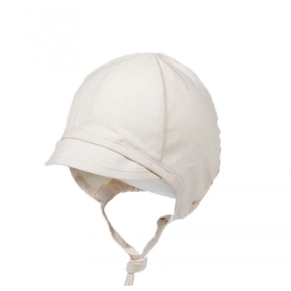 Pure Pure baby solhat med skygge natur-31
