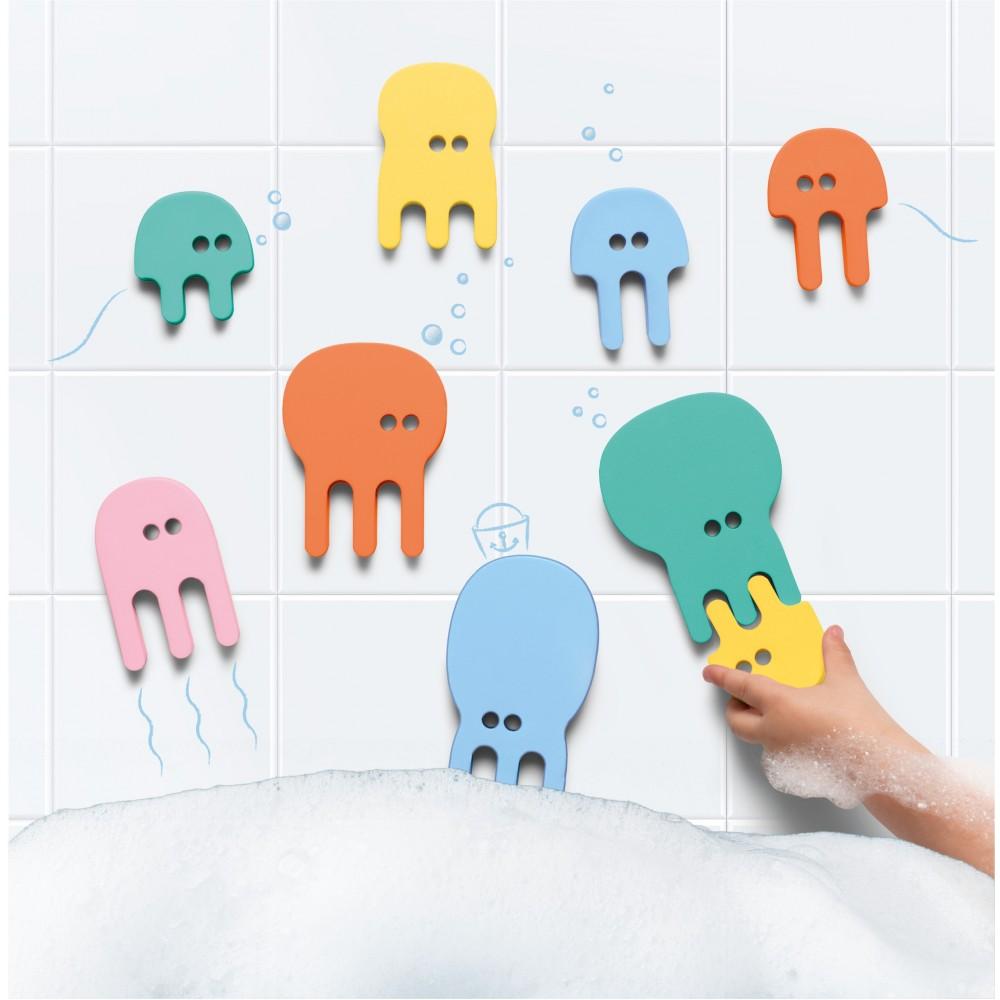 Quut badepuslespil vandmænd 10 dele-31