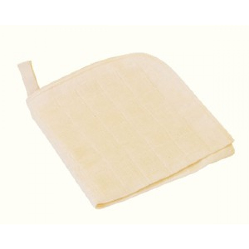 DISANA vaskeklude 3 stk. økologisk bomuld-31
