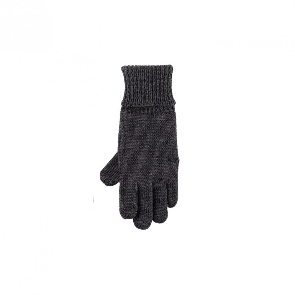 Pure Pure fingerhandsker merinould antracit-31