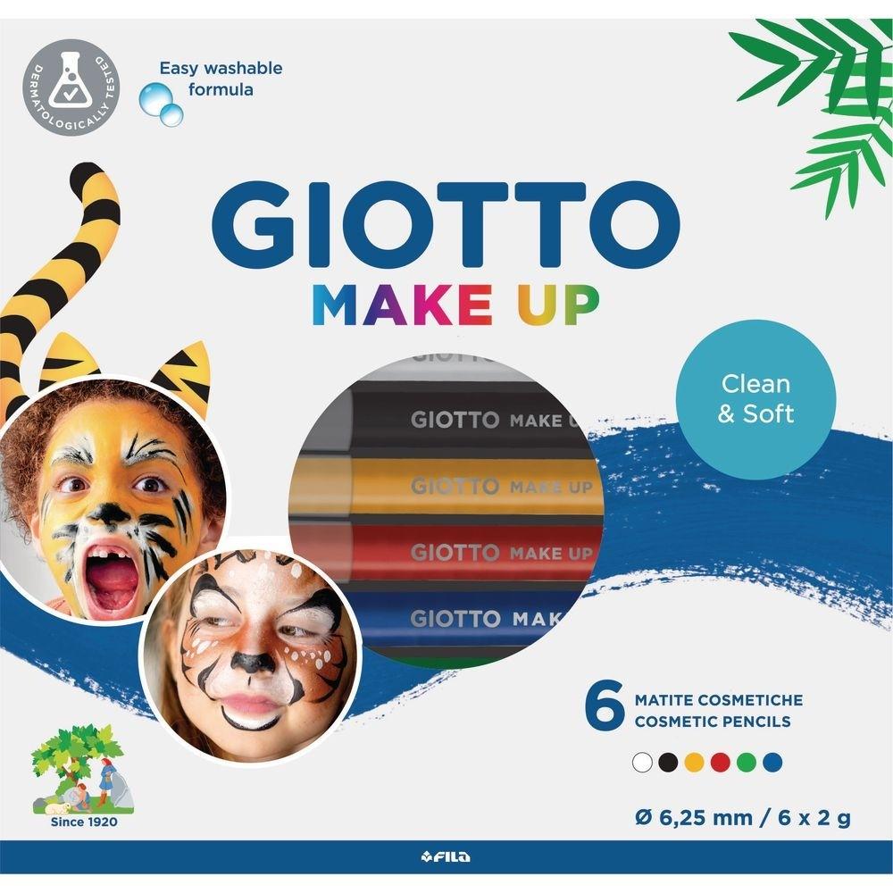 Giotto ansigtsfarver til børn flere varianter-31