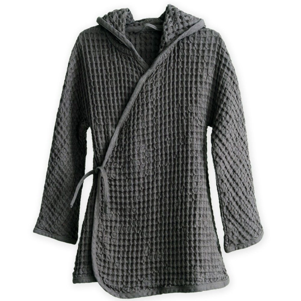 The Organic Company junior bathrobe | badekåber 6-8 år flere farver-01