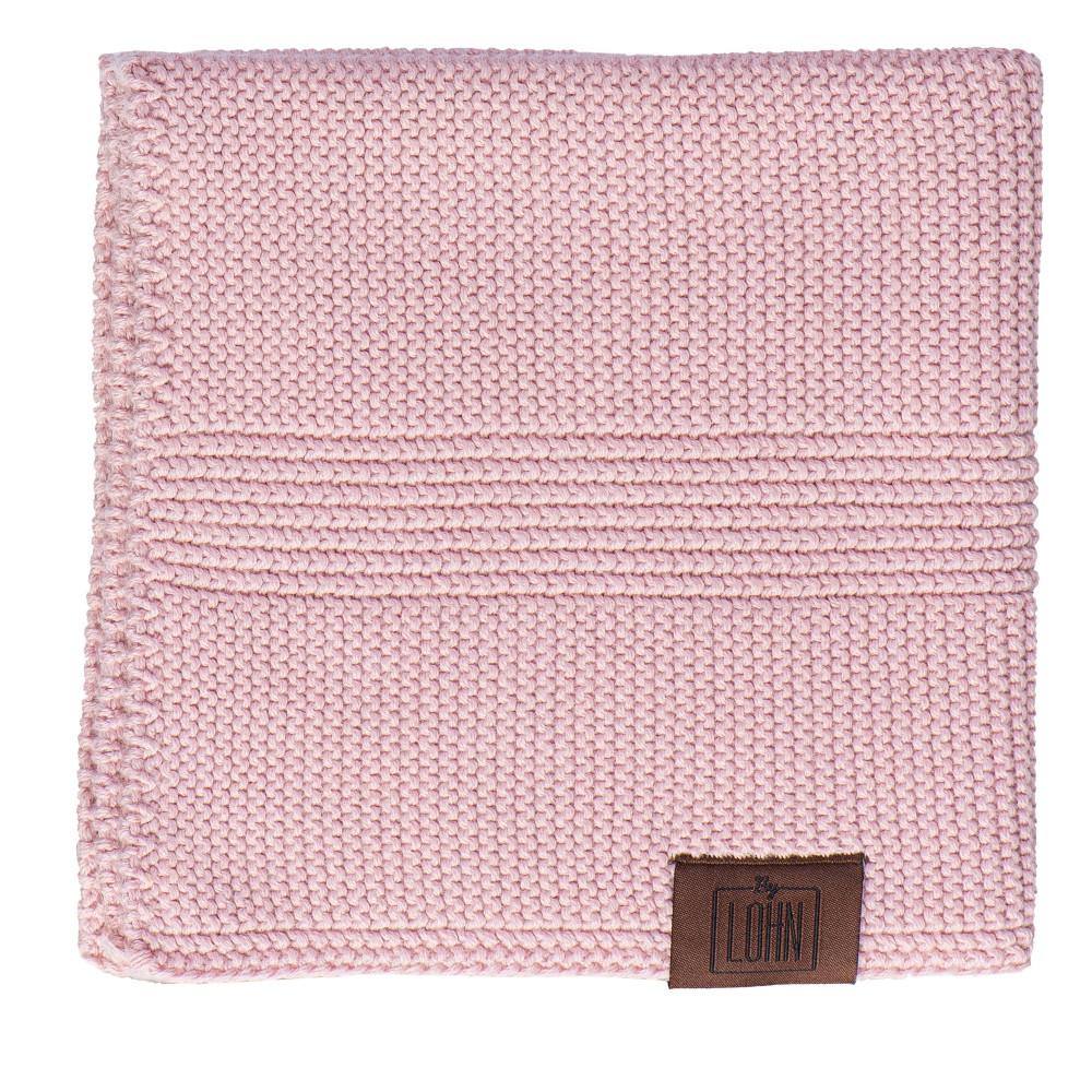 By Lohn all round cloth 30x30 cm. 2 stk. light pink-01
