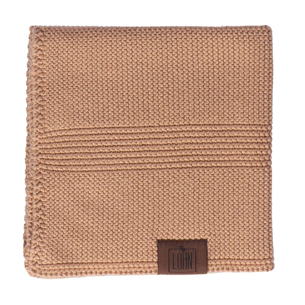 By Lohn all round cloth 25x25 cm. 2 stk. tanin-01