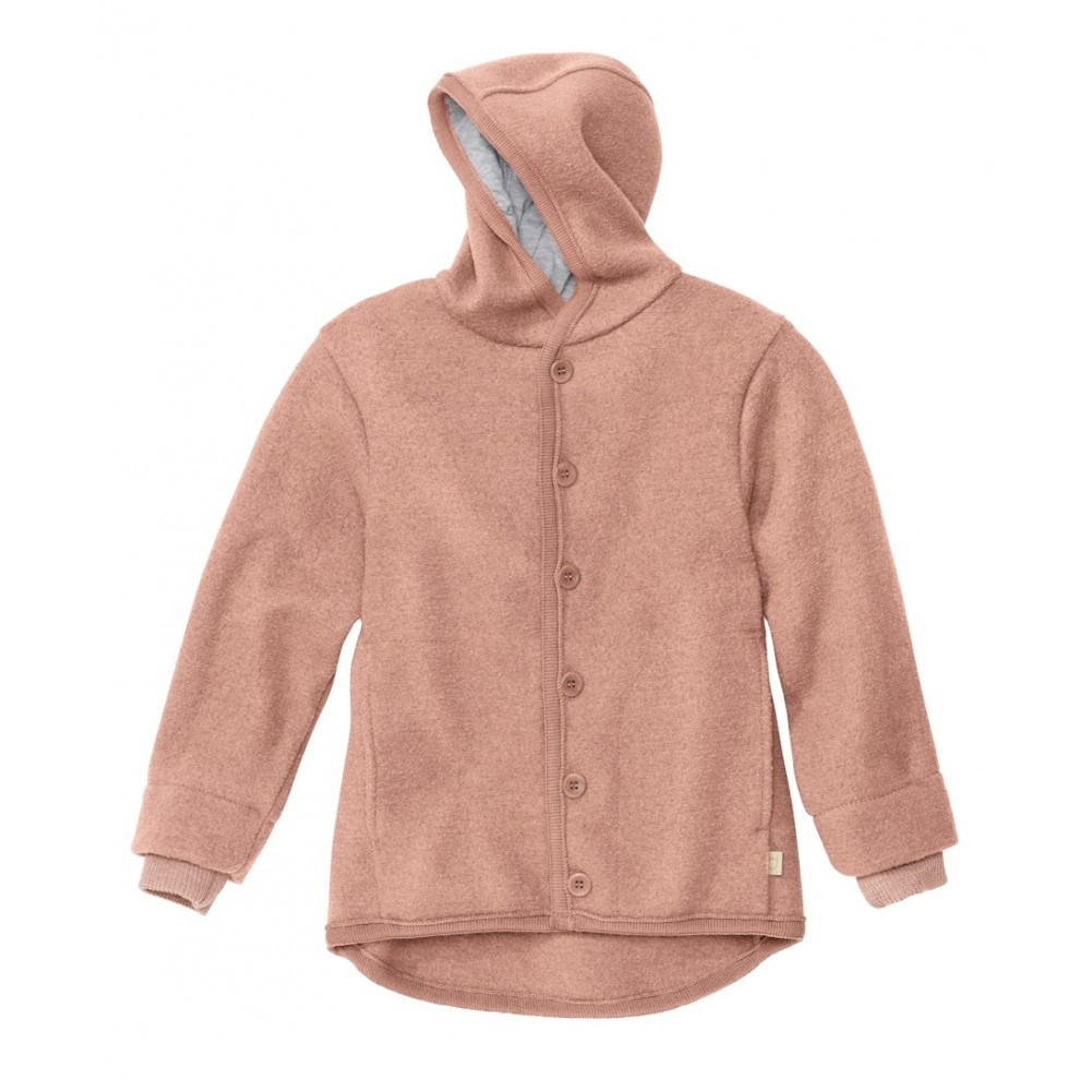 DISANA | uldjakke | kogt uld | rosé-31