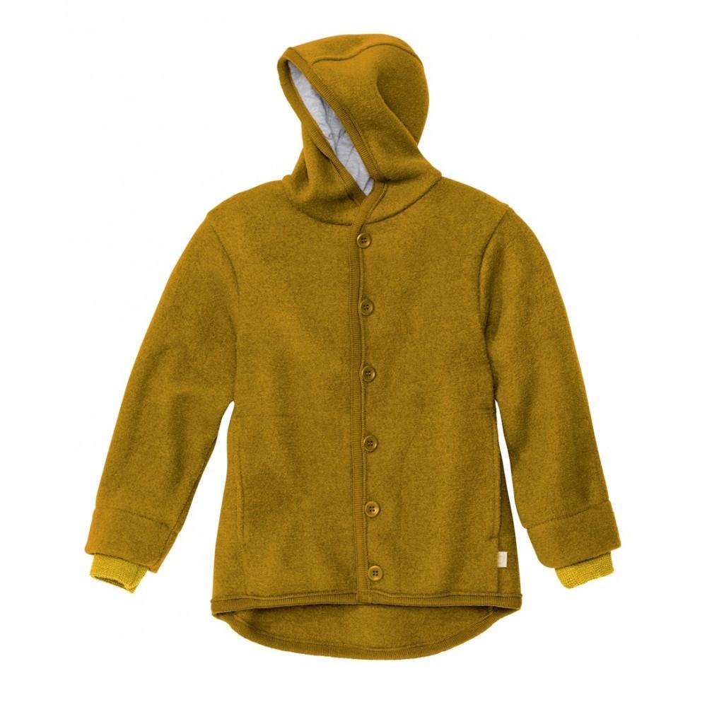DISANA | uldjakke | kogt uld | gold-31
