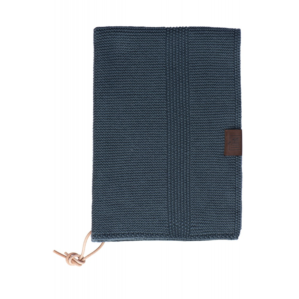 By Lohn all round towel 35x50 cm. 1 stk. dark grey-31