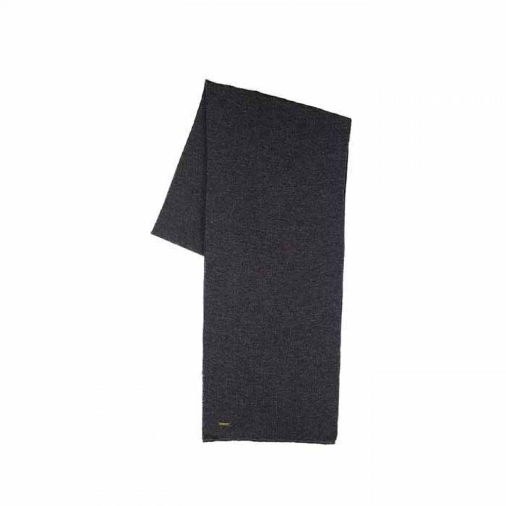 Pure Pure halstørklæde merino uld antracit-31