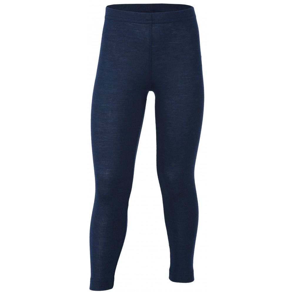 Engel leggings uld and silke marine-31