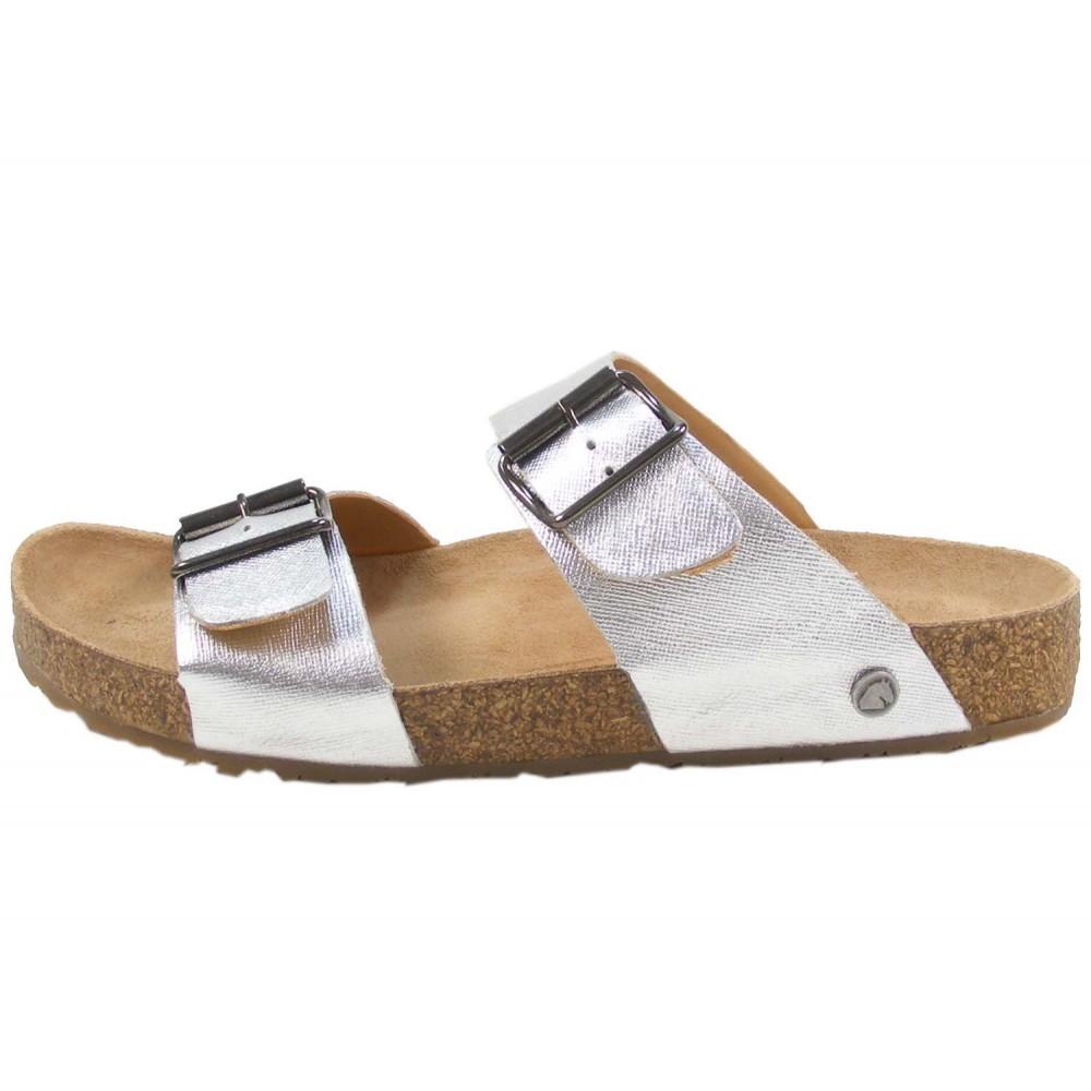sølv sandaler til voksne