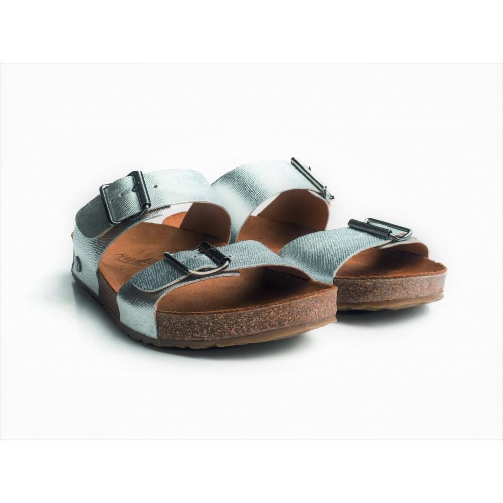 Haflinger sandaler Bio Andrea sølv-31