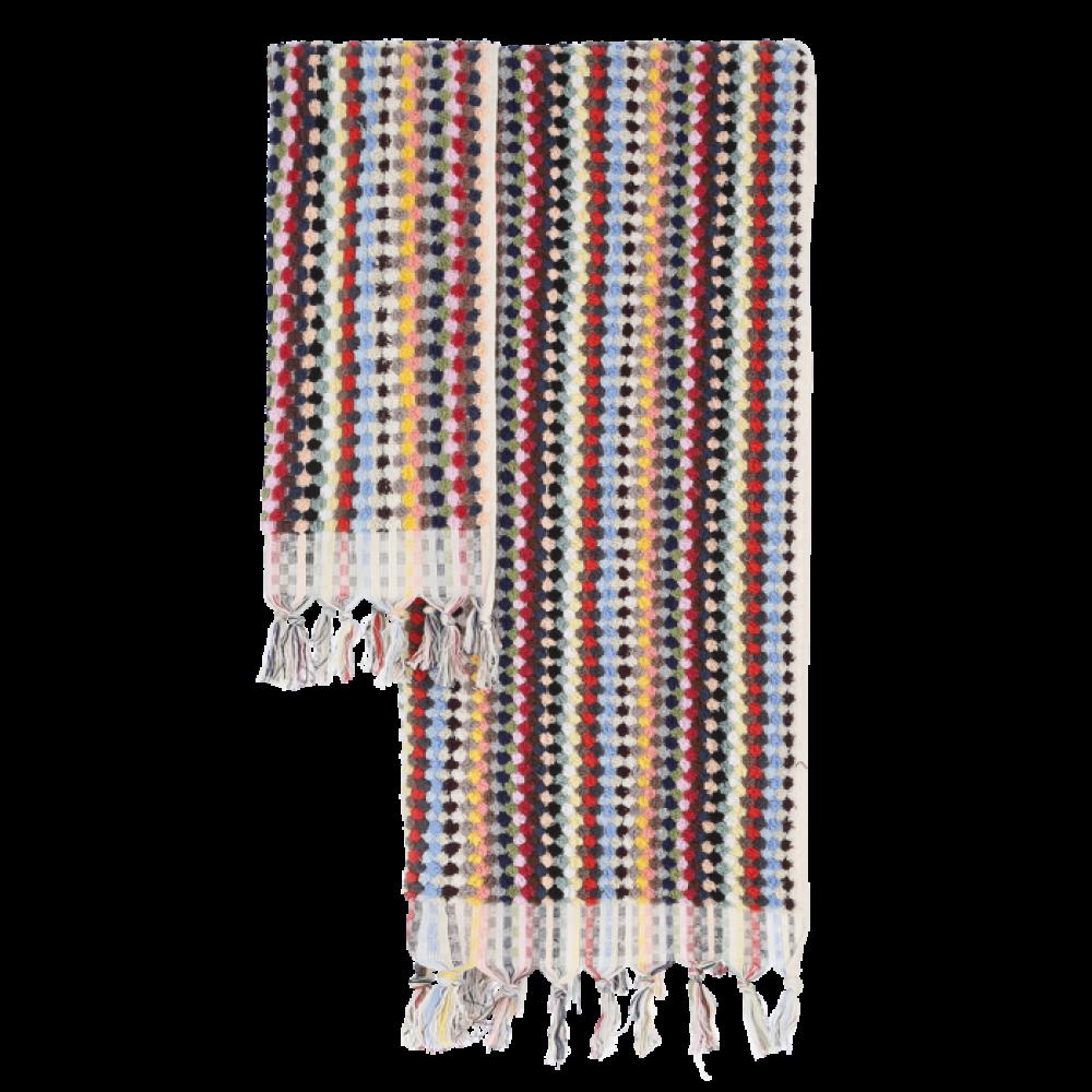 Algan Ahududu gæstehåndklæde 45x100 cm. multi-01