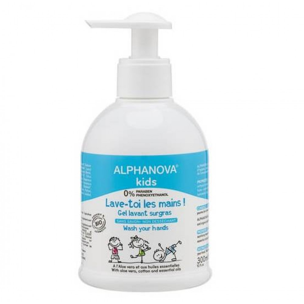 Alphanova håndsæbe 300 ml.-31