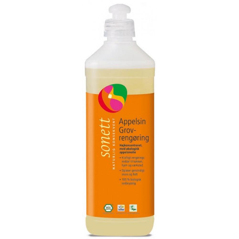 Sonett power rengøring appelsin 0,5 liter-31