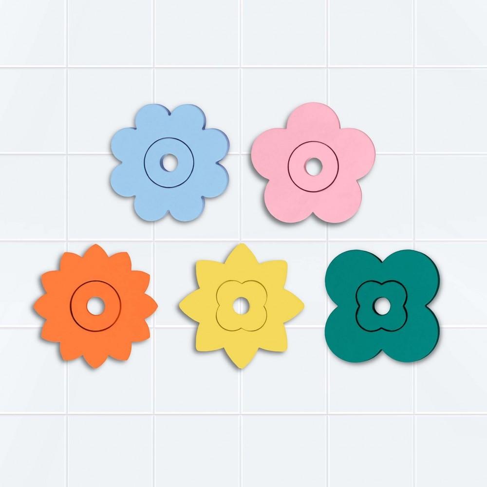 Quut badelegetøj blomster 10 dele-01