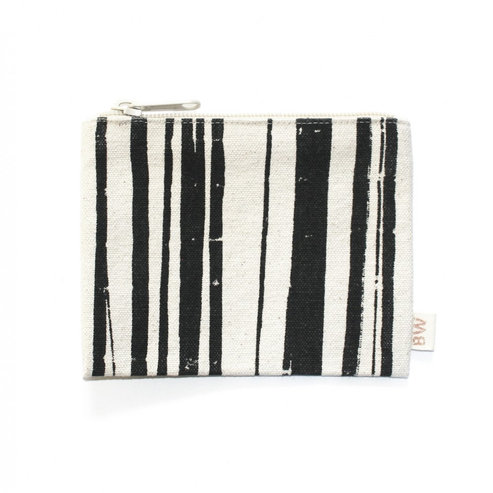 Bo Weevil lille kosmetik taske stripes-31