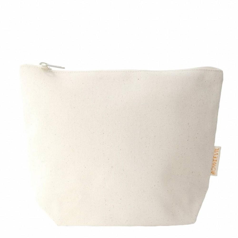 Bo Weevil stor kosmetik taske taske natur-31