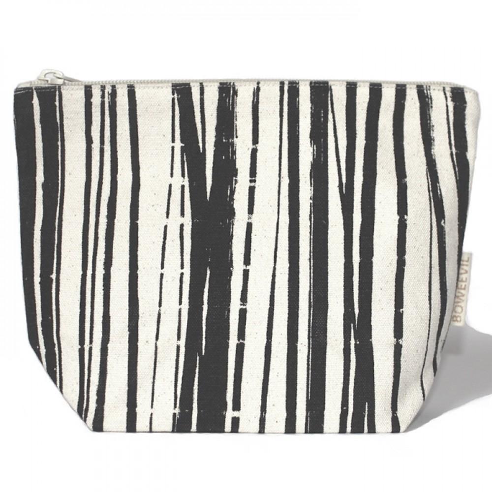 Bo Weevil toilet taske stripes-31