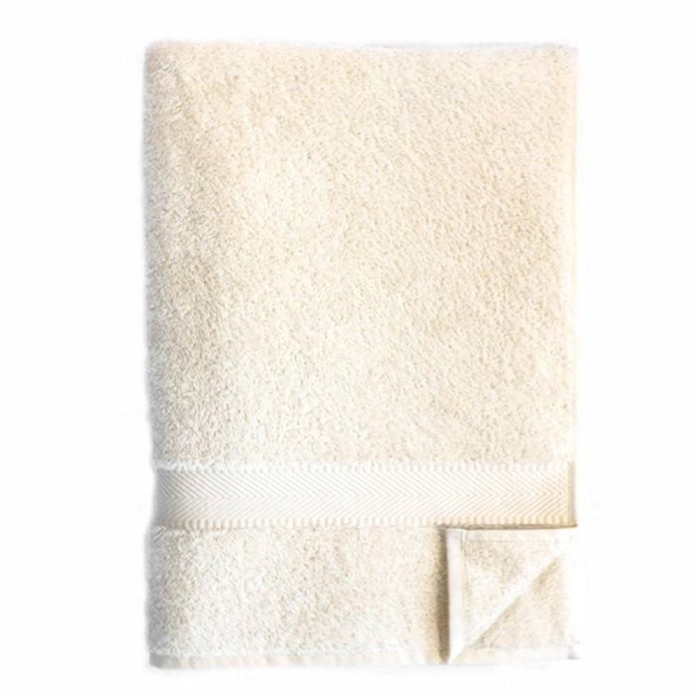 Bo Weevil tykt badehåndklæde 70x140 cm. natur-31