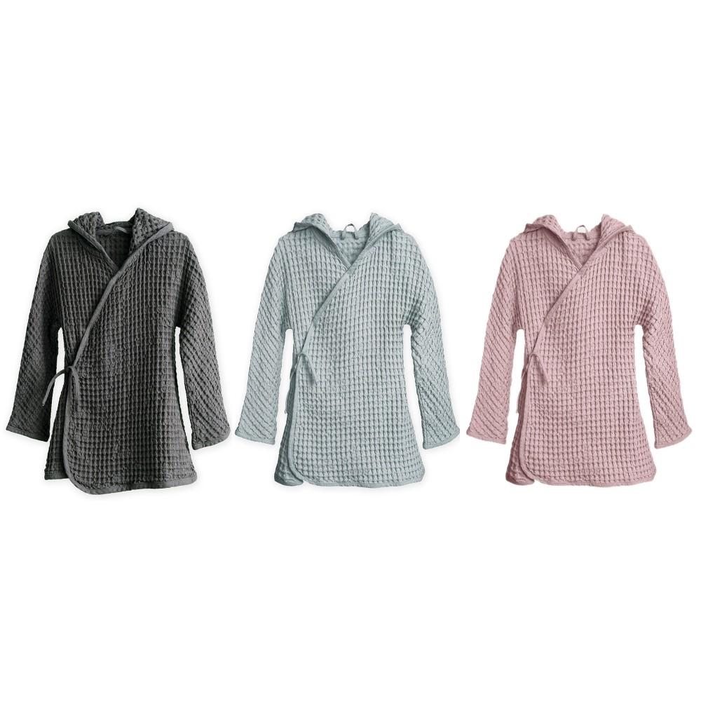 The Organic Company junior bathrobe | badekåber 6-8 år flere farver-31