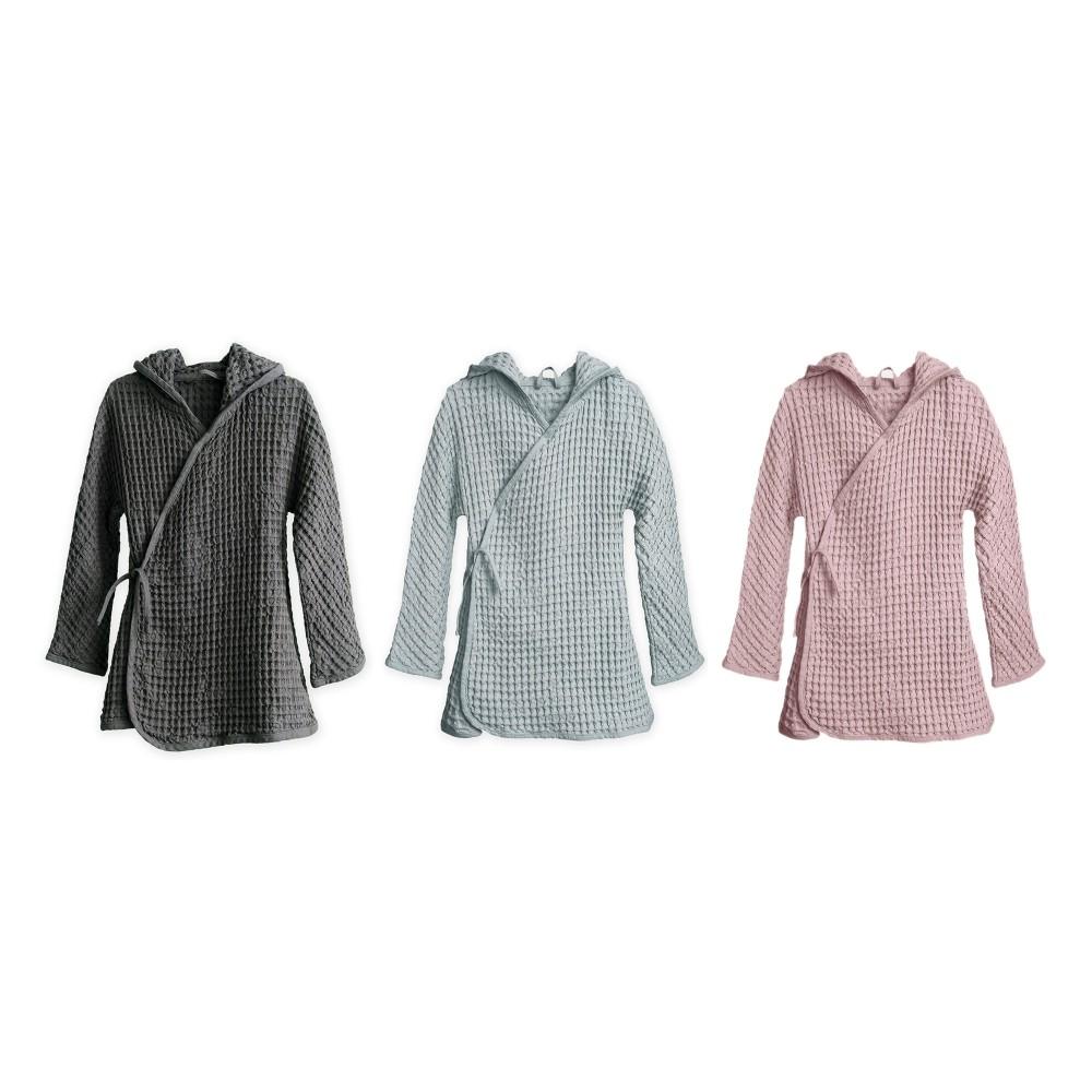 The Organic Company kids bathrobe | badekåber 2-4 år flere farver-31