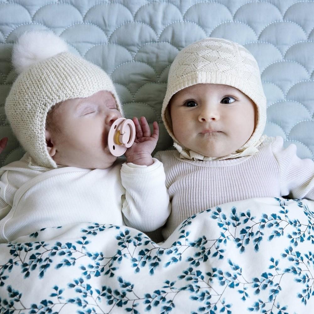 Cam Cam sengesæt baby and junior Fiori-01