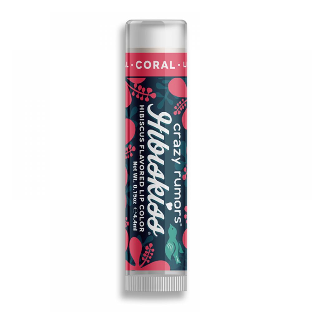 crazy rumors læbepomade coral-31