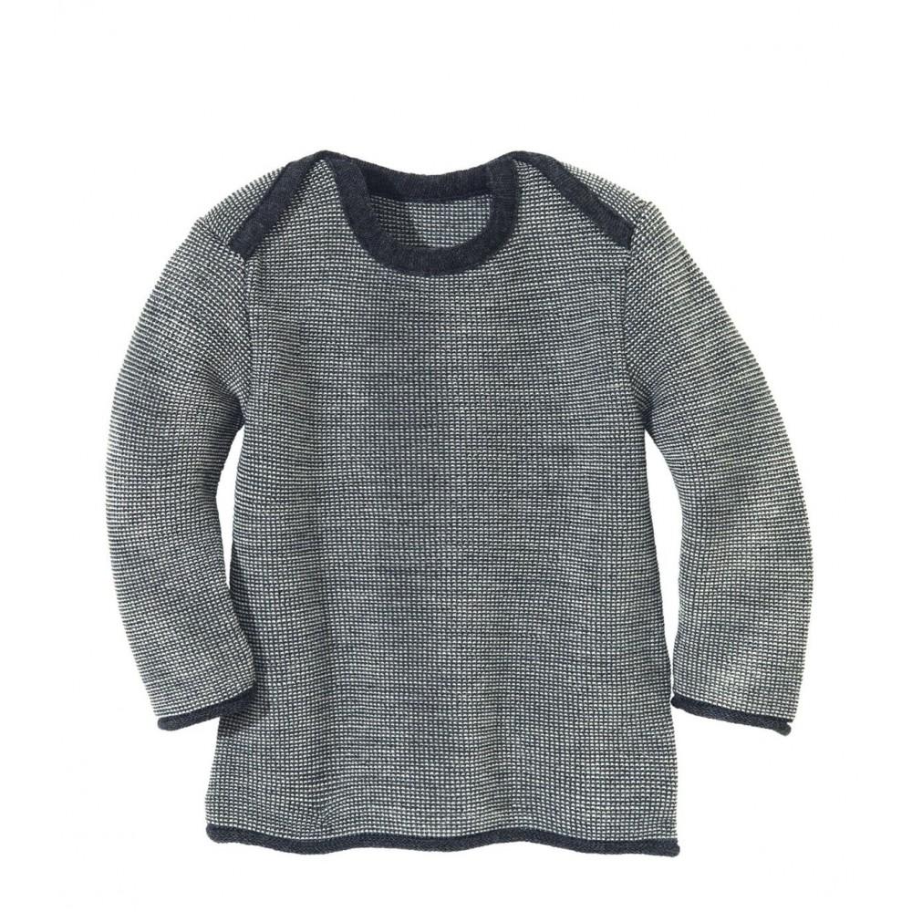 disana | striktrøje | antracit/grå-31