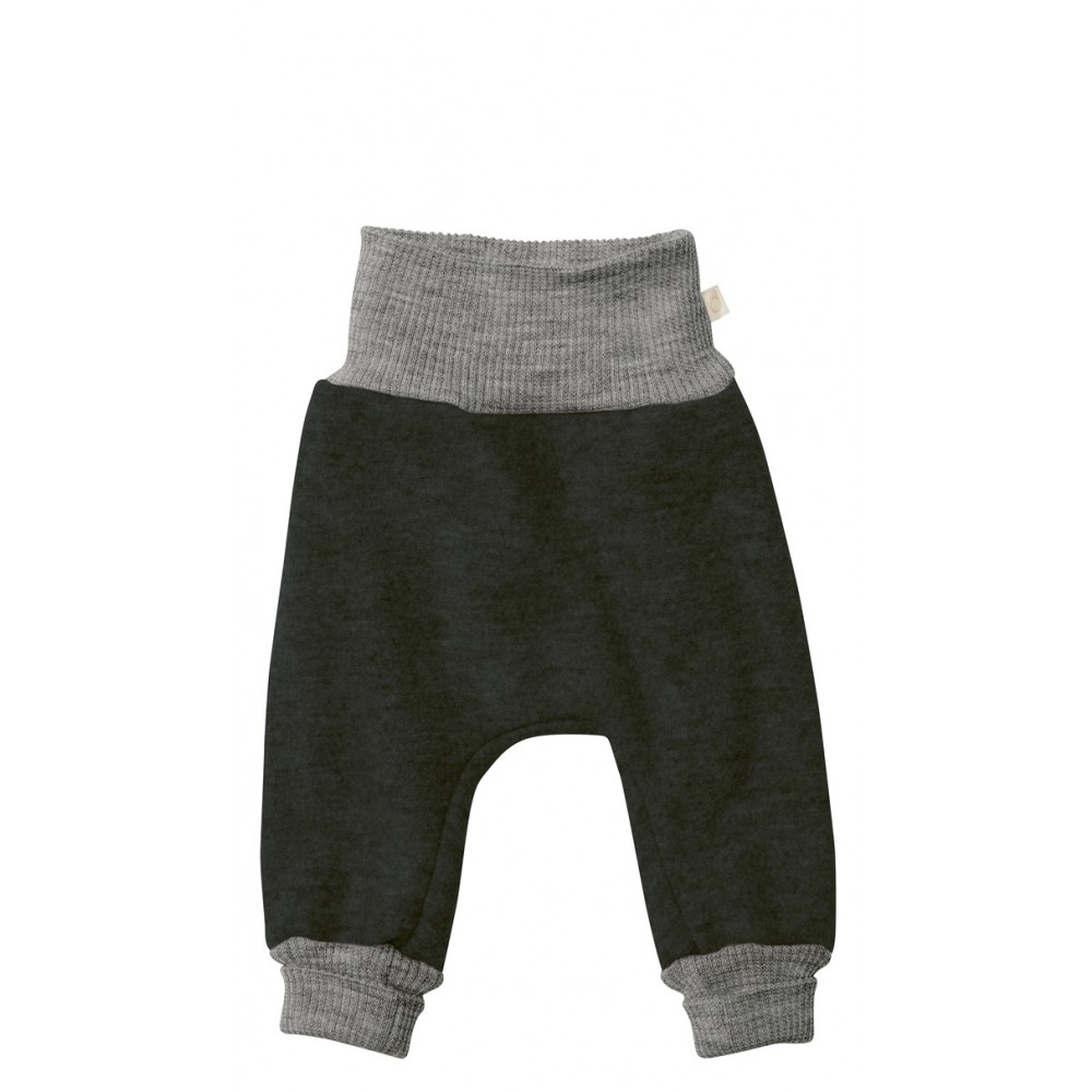 DISANA bloomers kogt uld antracit-31