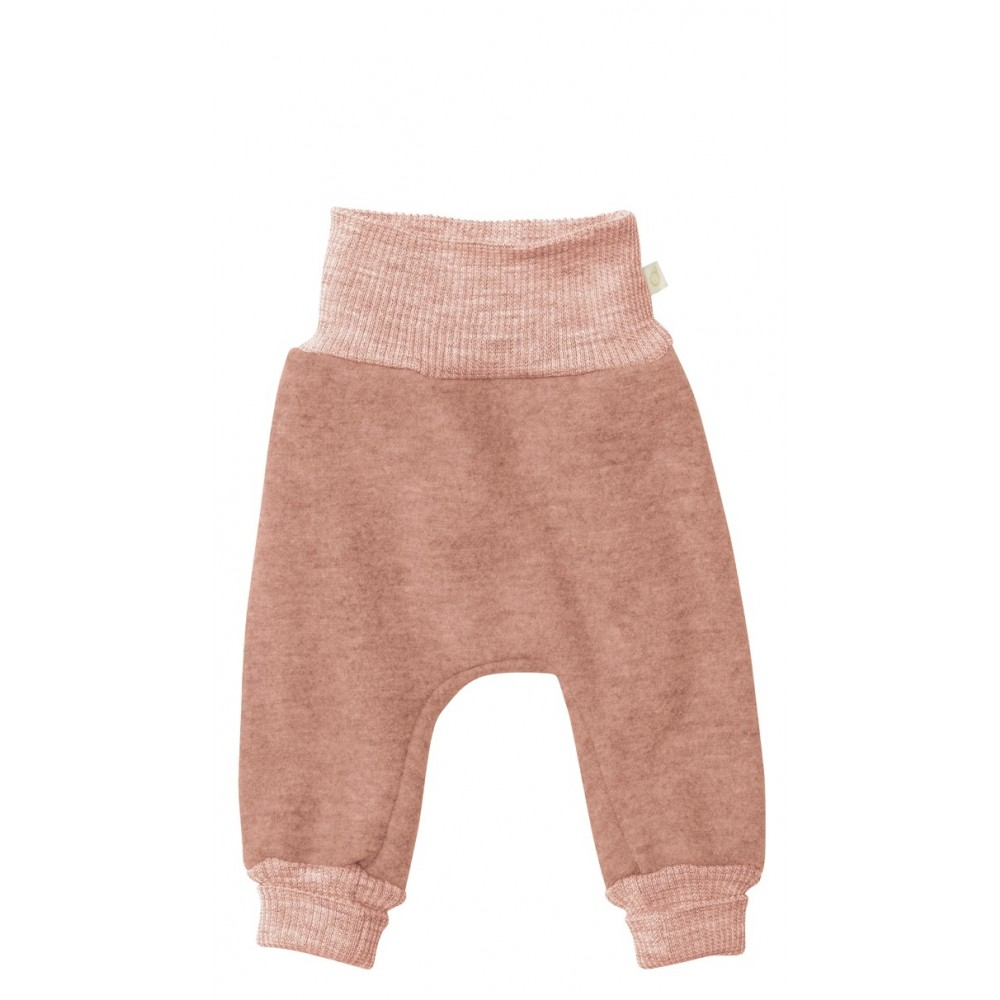 DISANA bloomers kogt uld rosé-31