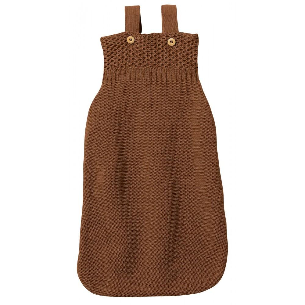 DISANA sovepose i økologisk merinould hazelnut-32