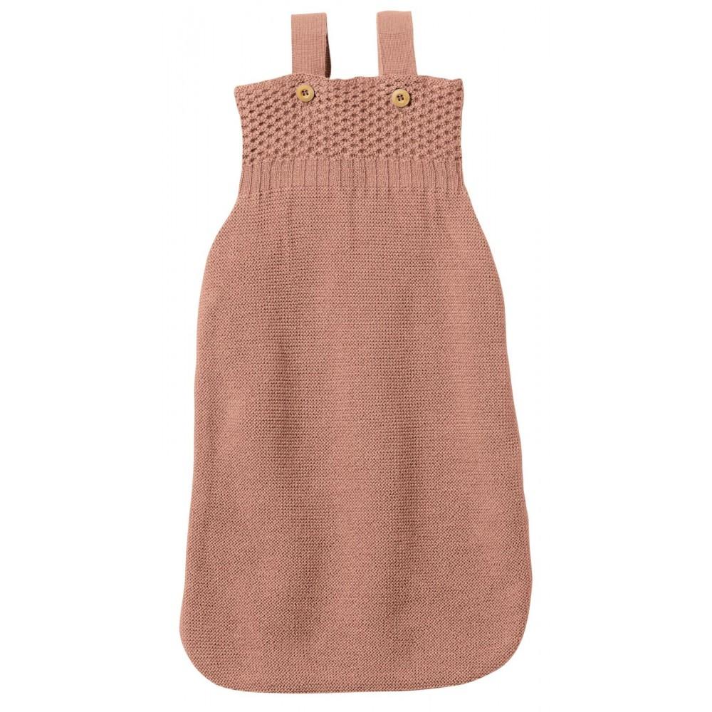 disana sovepose økologisk merinould rosé-31