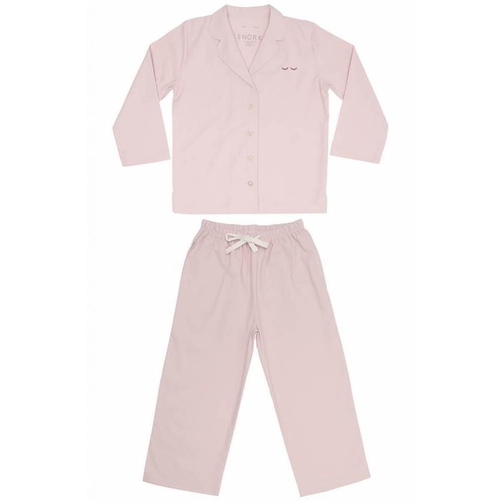 Snork Copenhagen pyjamas Emilie dusty rose-31
