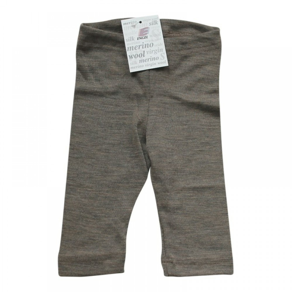 Engel | babyleggings | uld and silke | valnød-02