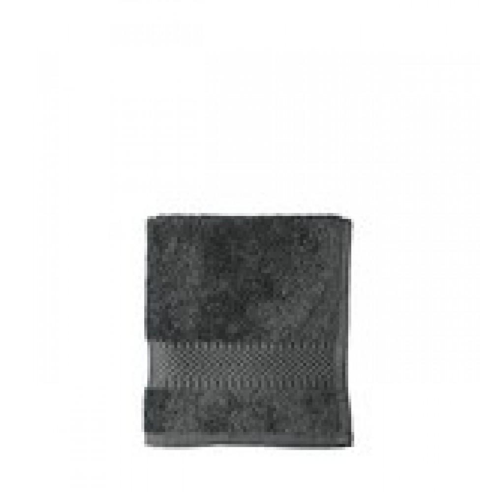 Bo Weevil vaskeklude gæstehåndklæde 30x30 cm. antracit-31