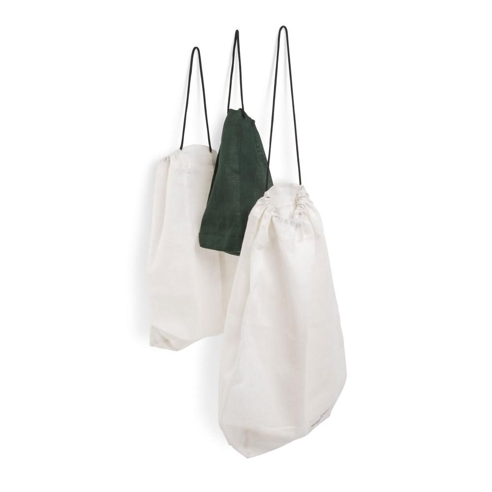 The Organic Company brødpose flere størrelser dark green-01