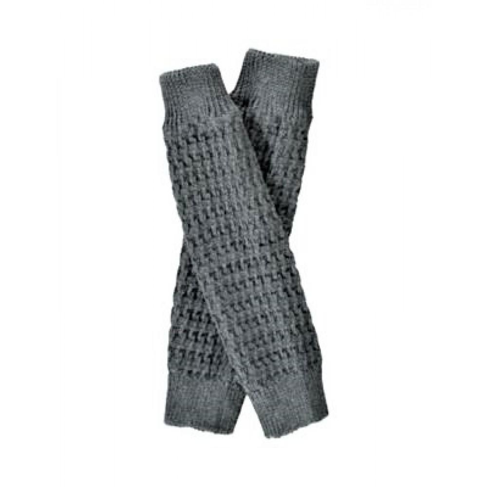 Grödo benvarmere børn økologisk uld 35 cm. grå-31