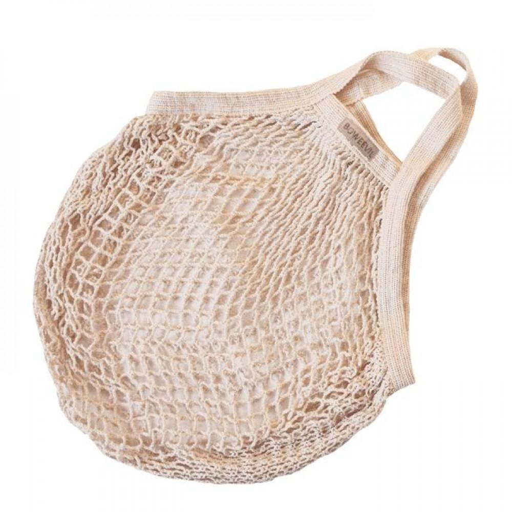 Bo Weevil stringbag granny´s hæklet net natur-31
