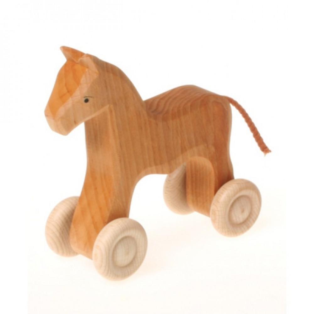 Grimms lille hest på hjul natur-32