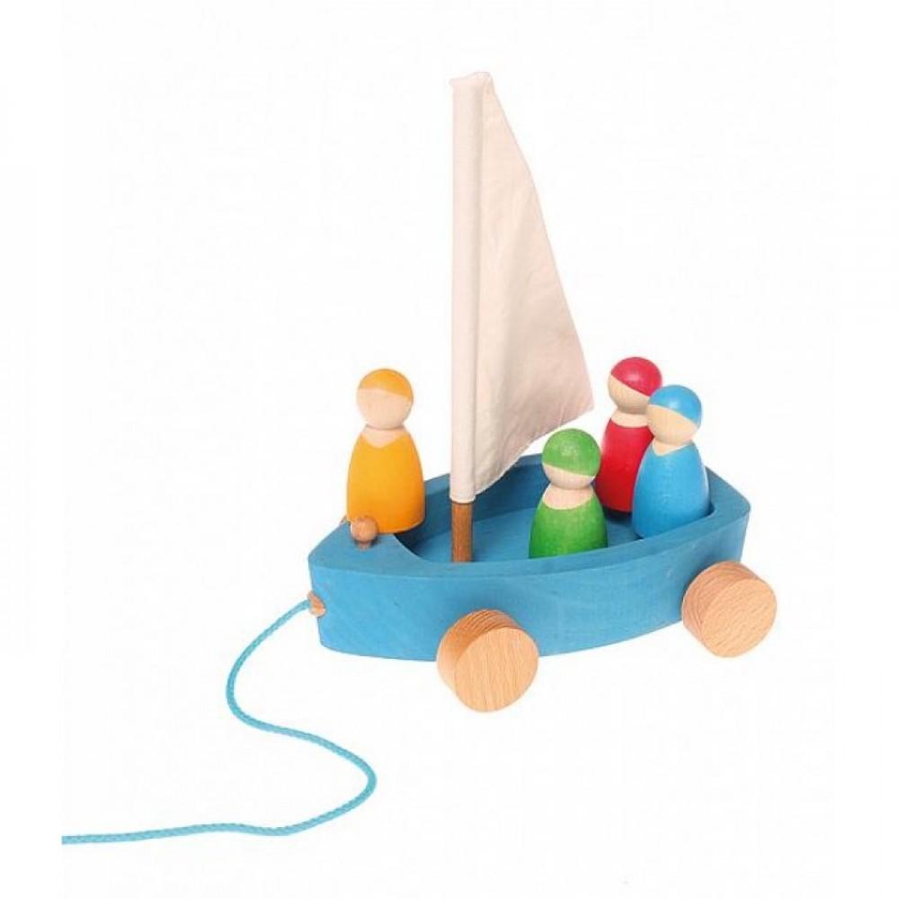 Grimms sejlbåd med 4 passagerer-31
