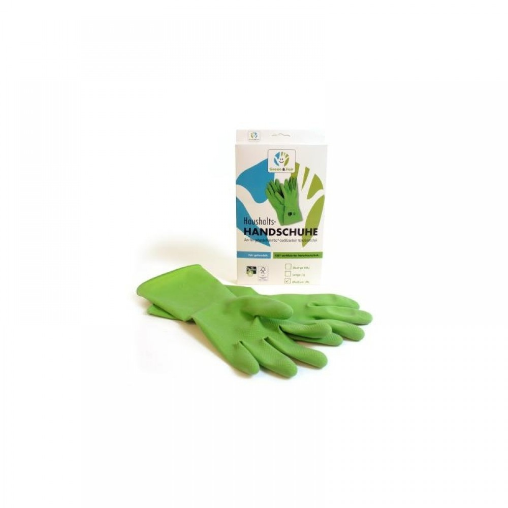 Fair Trade Center gummihandsker 100% FSC®-certificeret naturlatex-31