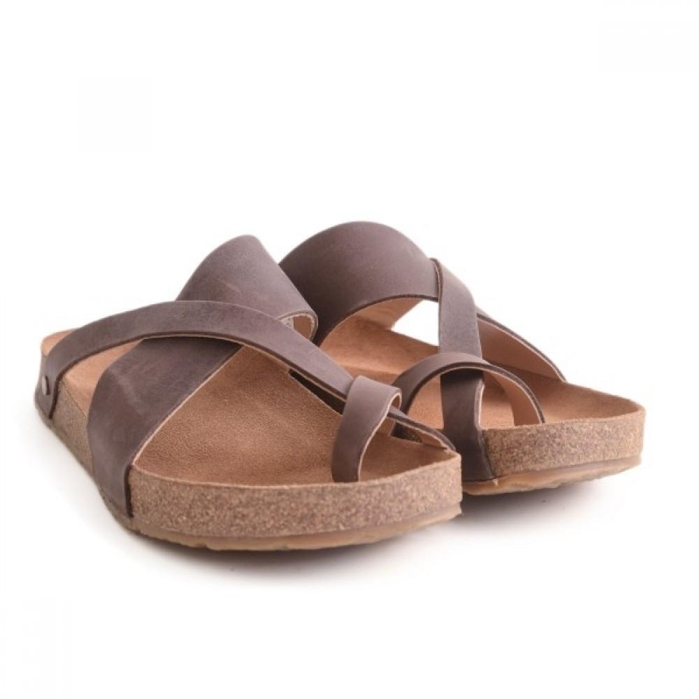 Haflinger sandaler Bio Jack brun-31