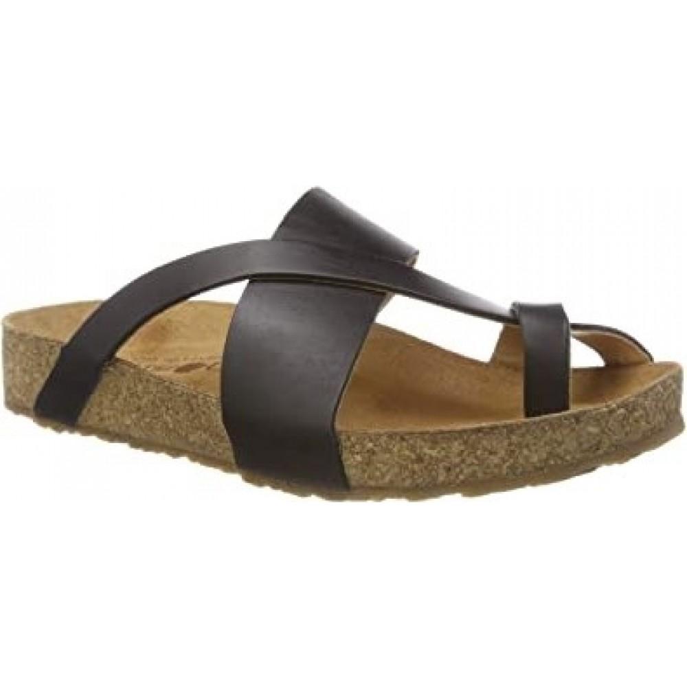 Haflinger sandaler Bio Jack sort-31