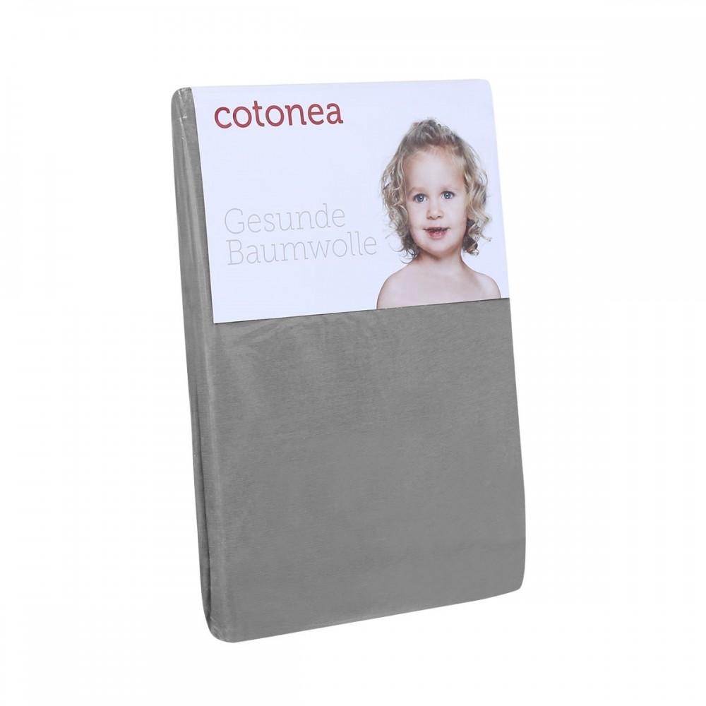 COTONEA økologisk stræklagen koksgrå-31
