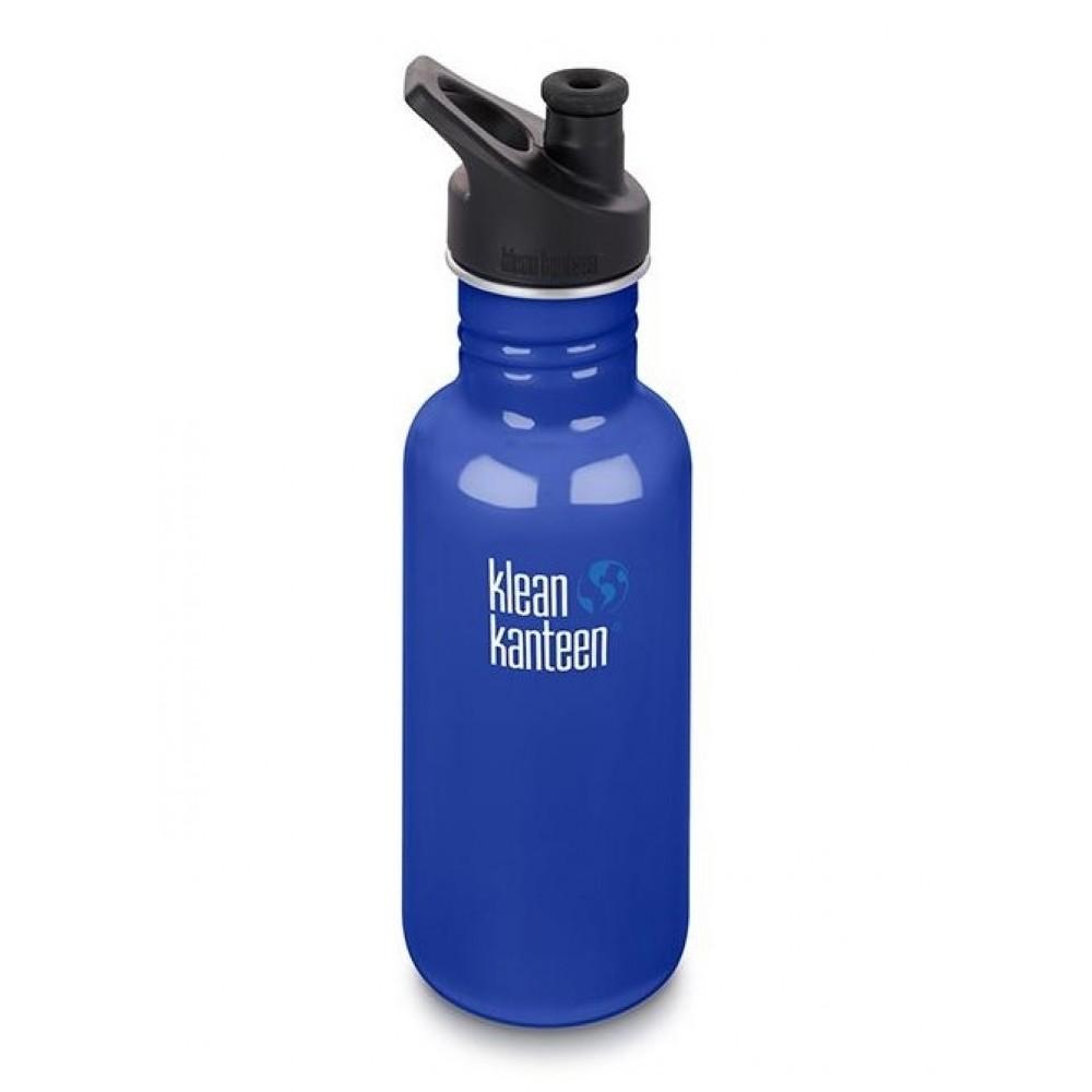 Klean Kanteen 532 ml. drikkedunk coastal waters sportscap-31
