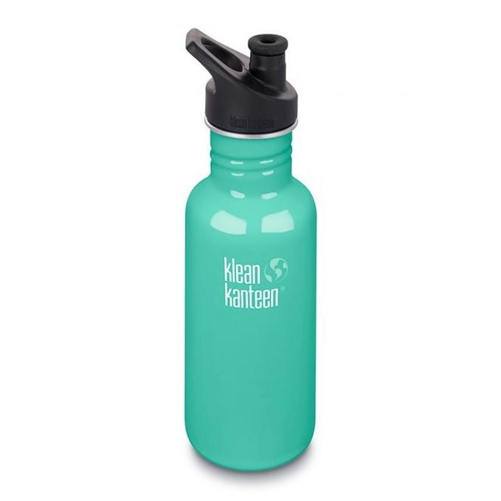 Klean Kanteen 532 ml. drikkedunk Sea Creast sportscap-31