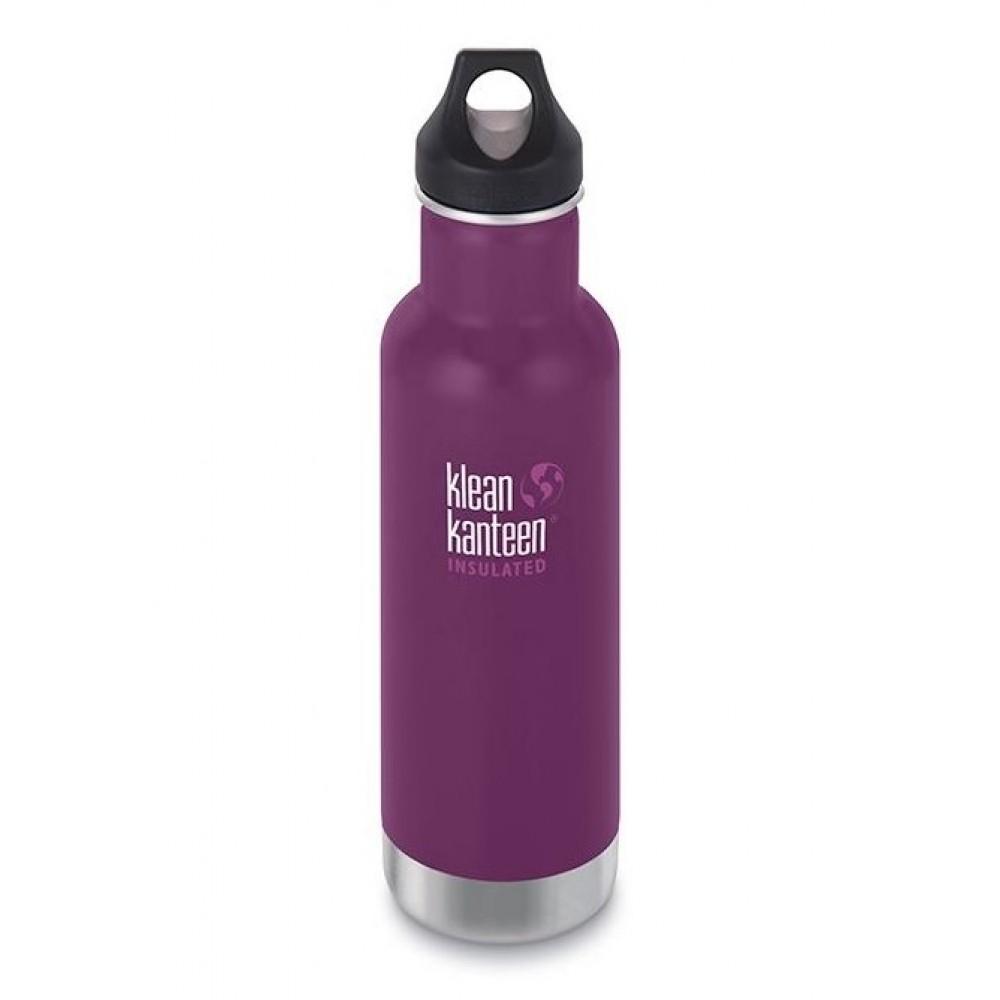 Klean Kanteen termoflaske 592 ml. winter plum-31