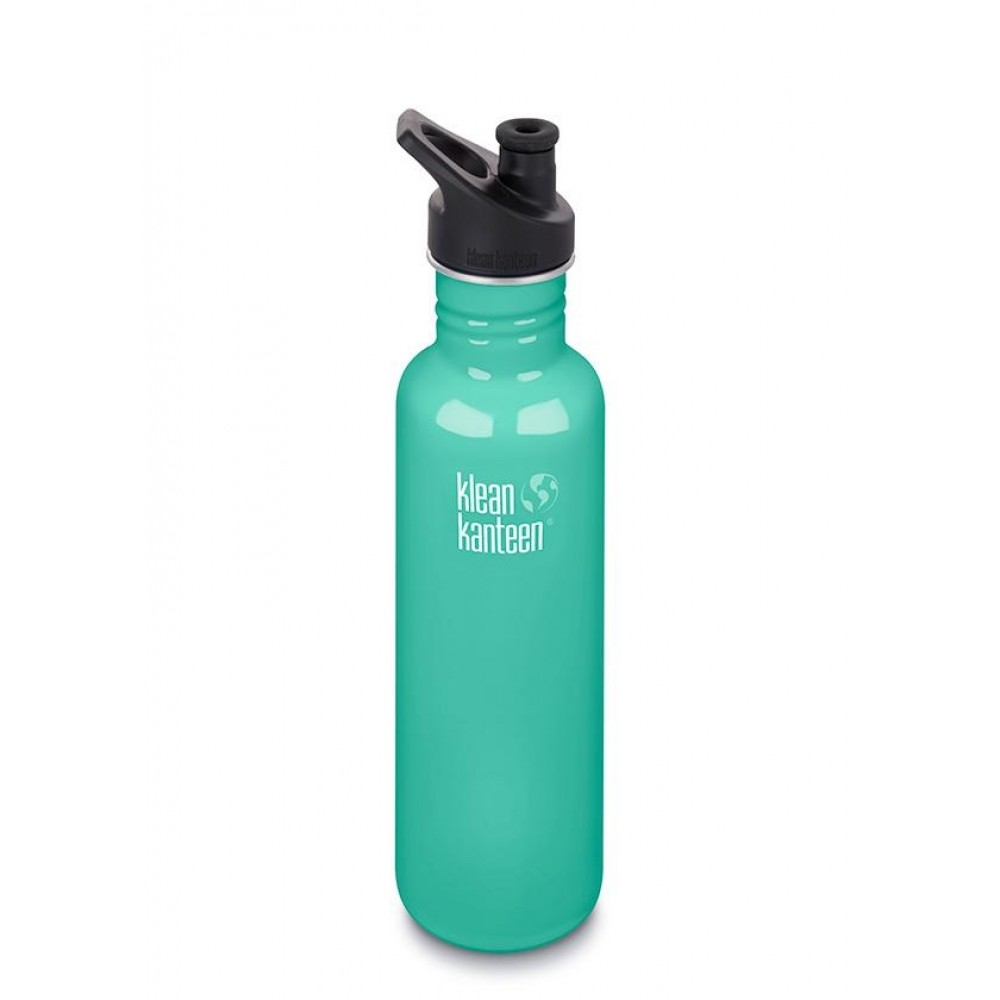 Klean Kanteen 800 ml. Sea Creast sportscap-01