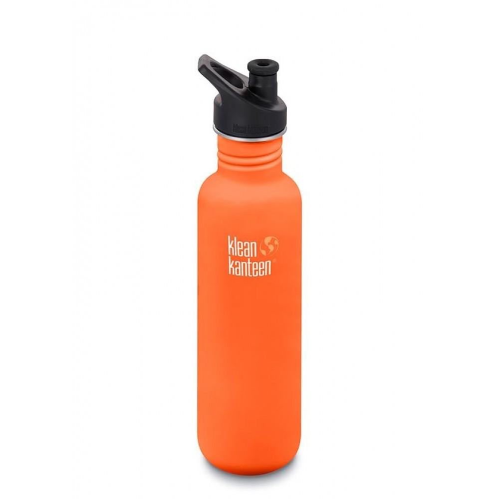 Klean Kanteen 800 ml. Sierra Sunset sportscap-31