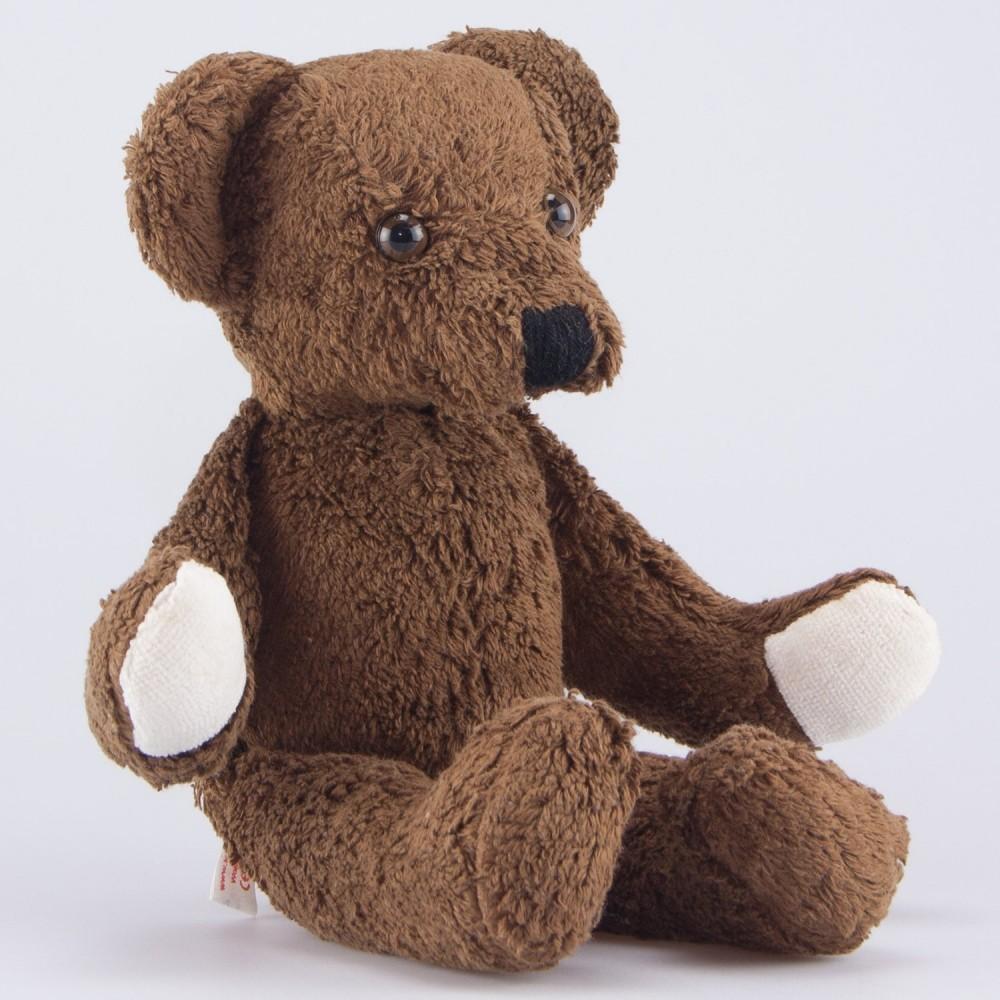 Kallisto økologisk bamse klassisk mørkebrun bjørn-31